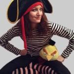 Пиратка на детский праздник в Уфе