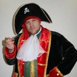 пират аниматор на день рождения