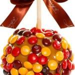 Яблоко в шоколаде на заказ
