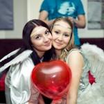 ангелы на день влюбленных