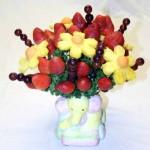 Букеты из фруктов оригинальные