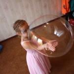 детские мыльные пузыри