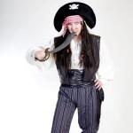 пират с выездом в кафе