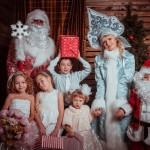 дед мороз со снегурочкой на детский праздник