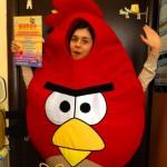 AGRY BIRDS на детский праздник в уфе
