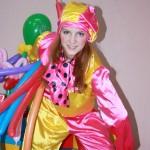 клоун веселый для детей уфа