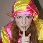 клоунесса на детский праздник