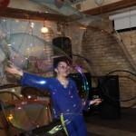 гигантские мыльные пузыри на дом