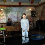 шоу гигантских мыльных пузырей для детей в Уфе