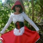 красная шапочка в детский сад
