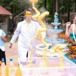заказать волшебную наука на детский праздник
