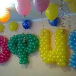 надпись из шаров в уфе