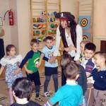 пират для детей на праздник