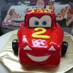 Заказать тематический торт тачки для мальчика
