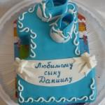 Заказать торт в уфе для детей