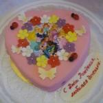 Заказать торт для девочки уфа фото