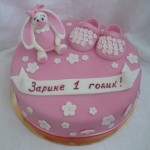 Торт для девочки 1 годик фото уфа