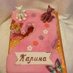 Торт на день рождения для девочки