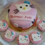 Детский торт для девочки Уфа