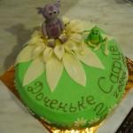 Торт Лунтик на детский праздник Уфа