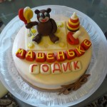 Торт маша и медведь в уфе