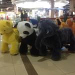 Зоомобиль на детский праздник в уфе