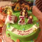 Маша и медведь заказать торт фото