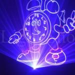лазерное шоу новогоднее
