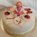 Детский торт для девочки фото уфа