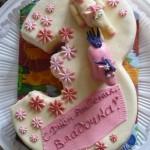 Детский торт 3 года фото
