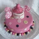 Детские торты для девочек фото