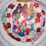 Торт на день рождения для девочки Уфа
