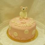 Детский тематический торт