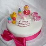 Торт поздравление с рождением ребенка