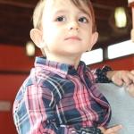 детские праздники для мальчиков Жираф