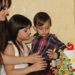 поздравление ребенка с днем рождения