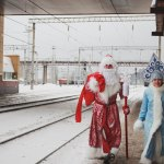Поздравление Деда Мороза Уфа