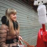 Поздравление Деда Мороза и Снегурочки в Уфе