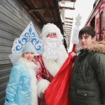 Поздравление Деда Мороза и Снегурочки Уфа