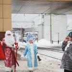 Дед Мороз в городе Уфа