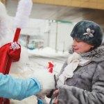 Дед Мороз для детей и взрослых уфа