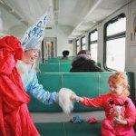 Дед Мороз и Снегурочка для детей в Уфе