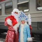 Дед мороз и Снегурочка на корпоратив Уфа