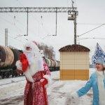 Дед Мороз и Снегурочка на корпоратив в Уфе