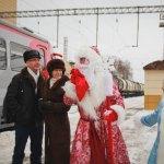 Дед Мороз в кафе в Уфе