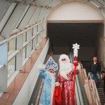 Дед Мороз в Уфе