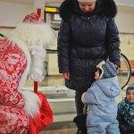 Дед Мороз на праздник в Уфе