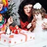 детский день рождения в уфе