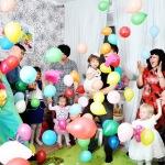 шар-сюрприз для детей