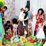 детские праздники уфа